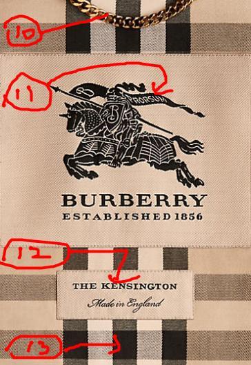 如何选购 Burberry 的风衣?