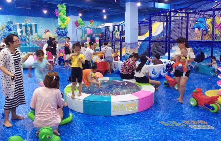 经营儿童乐园应该如何进行装潢设计? 加盟资讯 游乐设备第4张