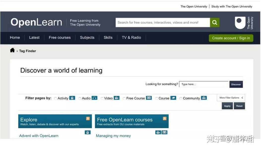 麻省理工开放课件_10 个国外超实用的学习网站,亲测好用! - 知乎
