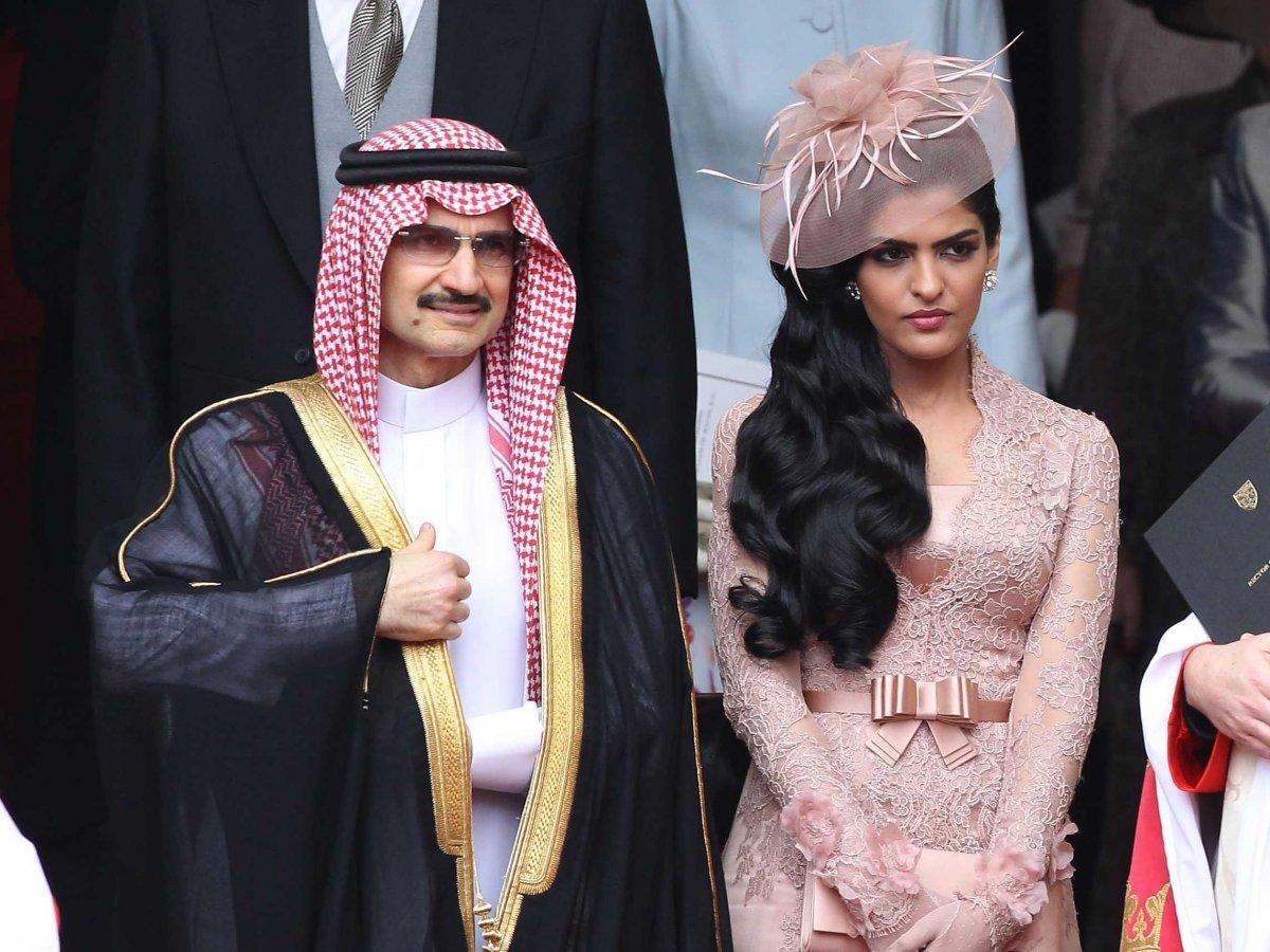 沙特王子的14岁老婆_42岁沙特王妃不简单:不戴头巾,4岁就要混时尚圈,还当上Vogue ...