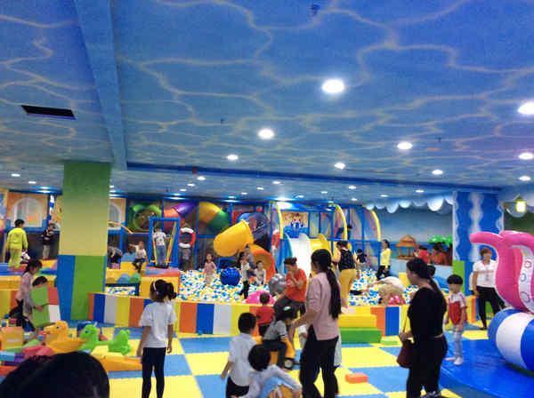 小县城开一家儿童乐园盈利效果怎么样? 行业资讯 游乐设备第3张