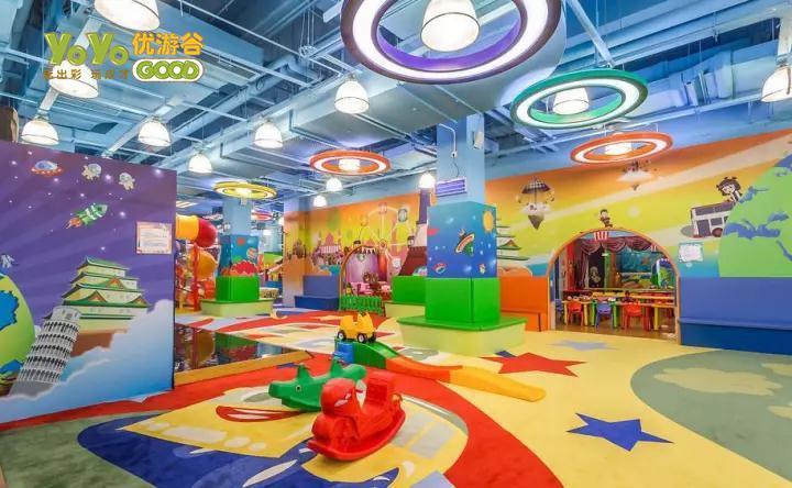 导致儿童乐园投资失败的原因有哪些? 加盟资讯 游乐设备第1张