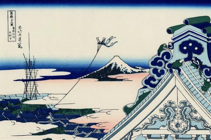 如何欣赏日本浮世绘?