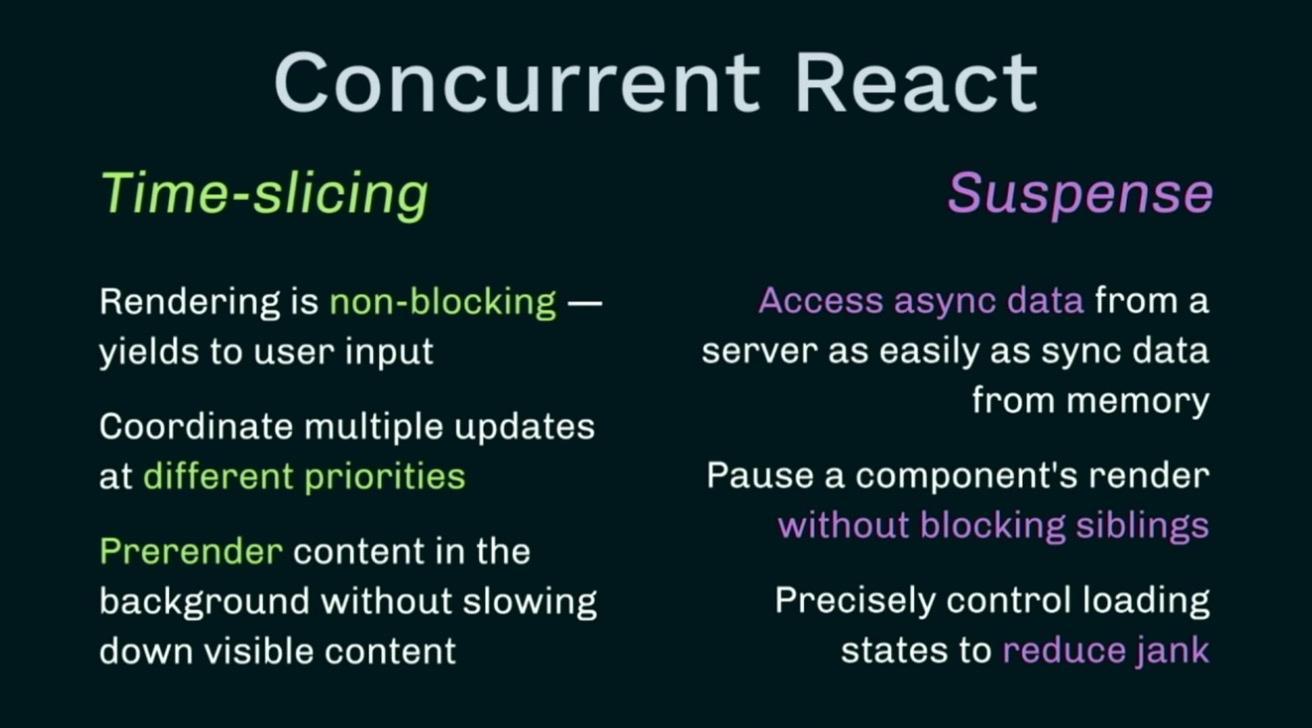 深入剖析 React Concurrent