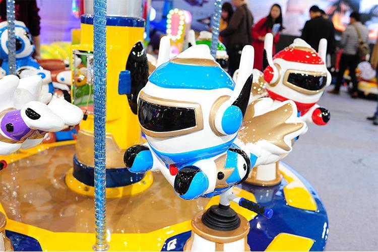 儿童游乐园有哪些好玩的设备和项目? 张掖儿童乐园项目加盟 加盟资讯 游乐设备第1张