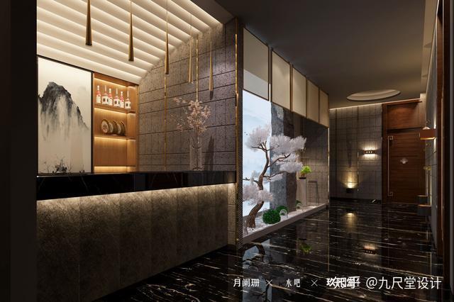 小型高档足浴店装修效果图,新开足浴店如何装修最受顾客欢迎?