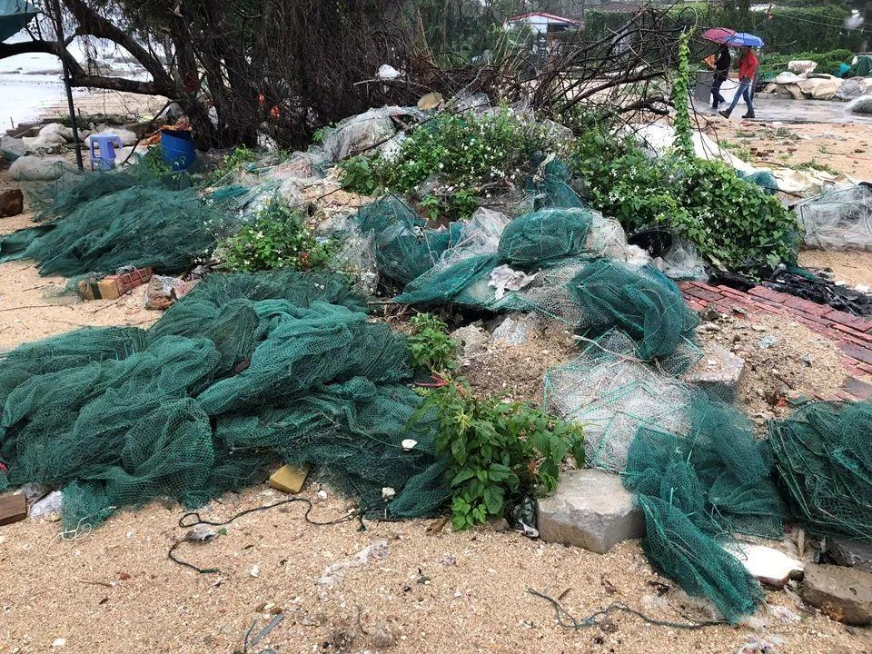 回收廢舊漁網一年也能掙幾十萬?