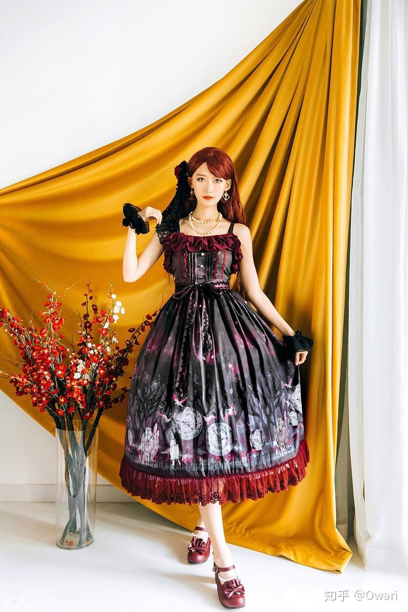 暗黑或者哥特萝莉的Lolita有推荐的吗?