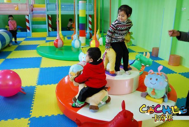 武威儿童乐园加盟优势 加盟资讯 游乐设备第4张