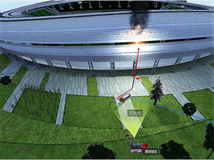 基于WebGL的3D可视化告警系统关键技术剖析 ThingJS