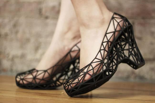尼龙材料:你的第一件3D打印衣服是怎么来的