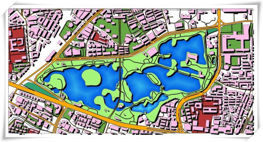基于高德自定义地图数据的GIS矢量地图制作