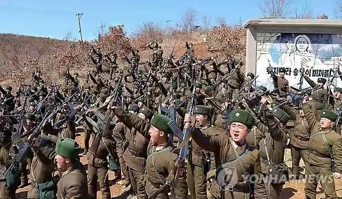 朝鲜人民军步兵分队编制及武器装备概览