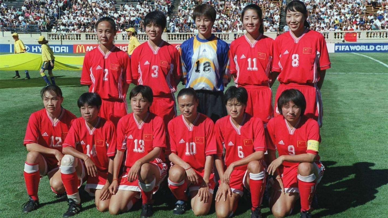 那一年,她们差点帮中国足球拿下世界杯