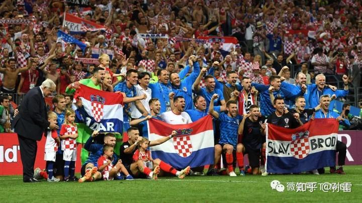 克罗地亚足球往事
