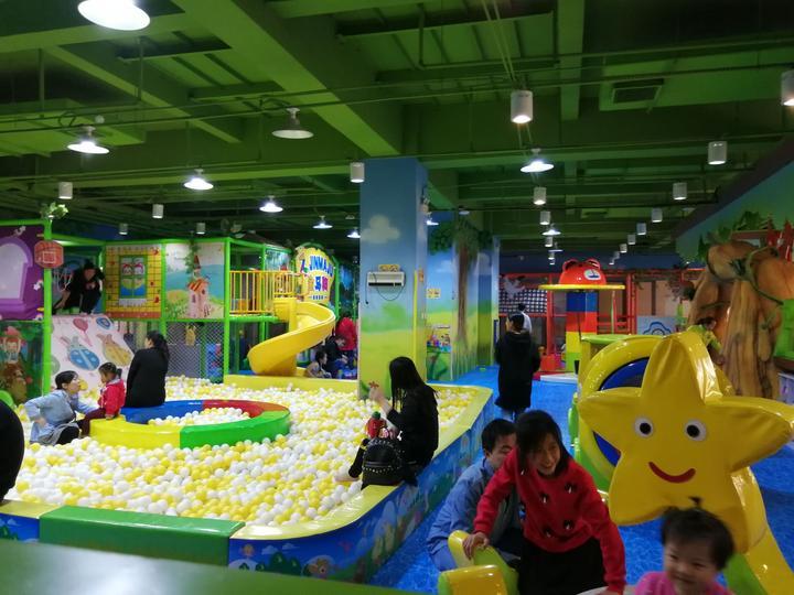 山西如何选择儿童乐园加盟品牌? 加盟资讯 游乐设备第1张