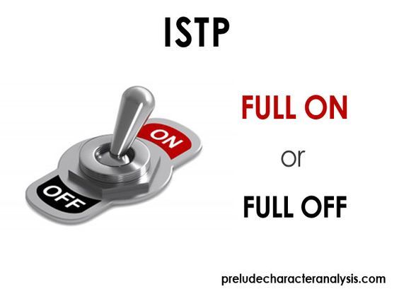 Revisiting the Types: ISTP - 知乎