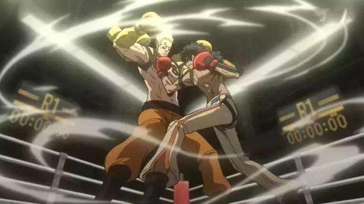 一篇我对ARMS直拳的理解~我希望喜欢AMRS的你不管赞不赞同能够好好看完它。直拳赛高!