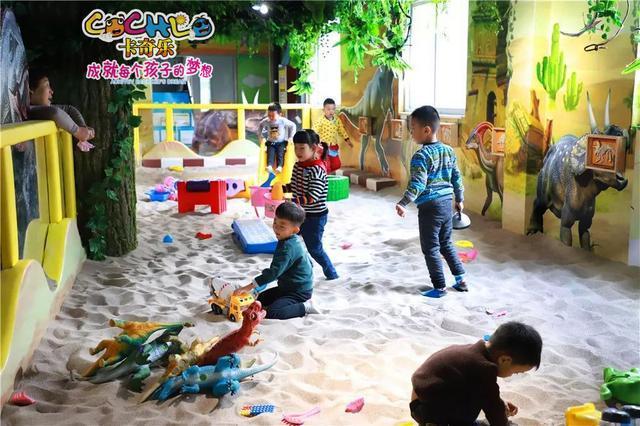 张掖儿童乐园设备加盟店 加盟资讯 游乐设备第6张