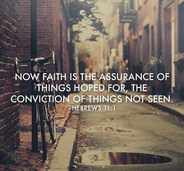 《[转]上帝的存在,不用证明,需要信(圣经篇)》