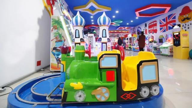成功开一家室内儿童乐园淘气堡需了解的三个方面! 加盟资讯 游乐设备第3张