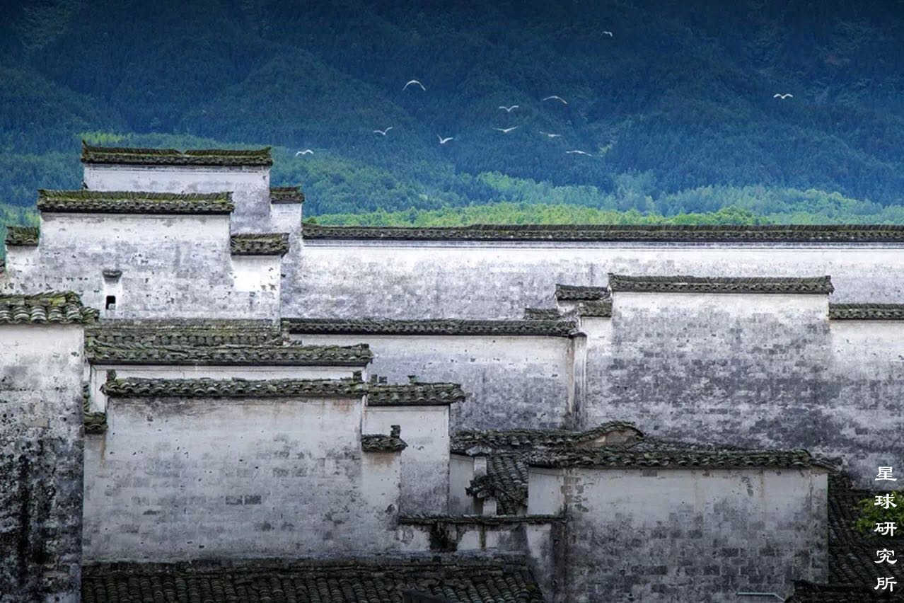 这就是200亿中国人的家园