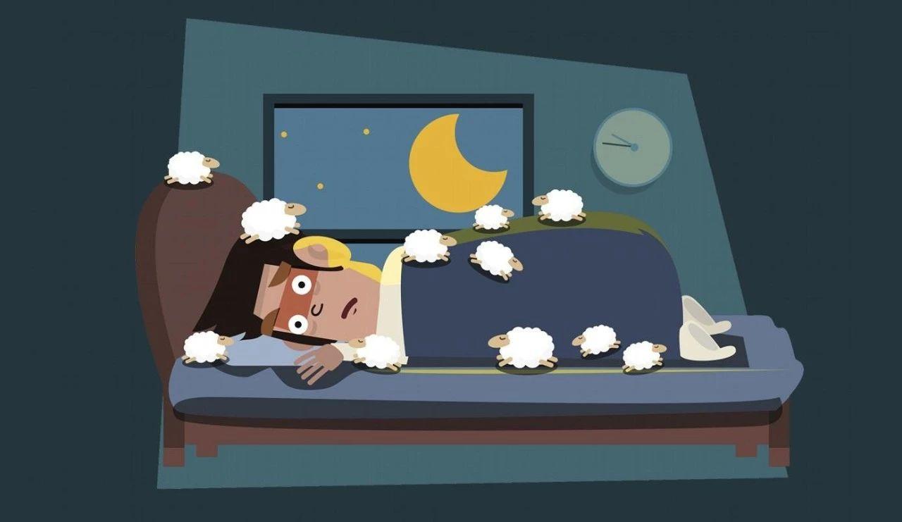 什么方法能快点入睡?分享这几招,试一试