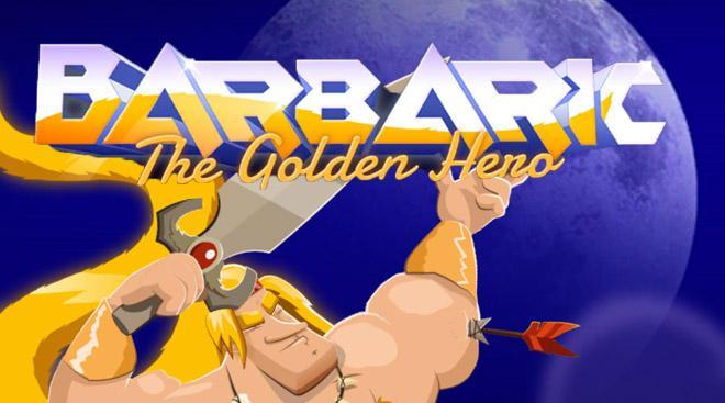 弹出一片天,有趣且独特的弹射动作小游戏 - Barbaric #iOS #Android