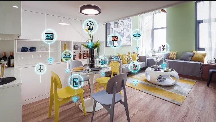 5G+AI 智能家居迎来深度变革