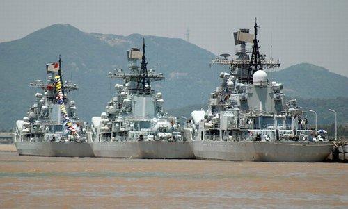 现代级驱逐舰的现代化改装