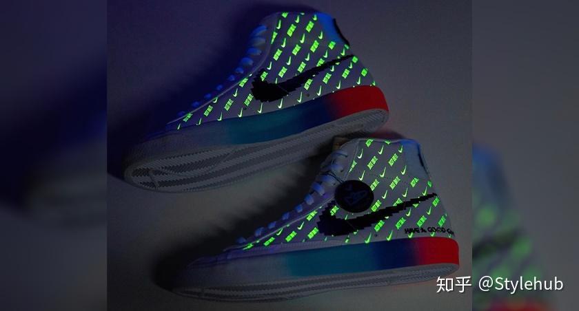 游戏资讯_电玩游戏主题Nike Blazer Mid首次曝光!众多隐藏细节! - 知乎