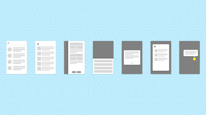 Design Pattern - 页面的信息展示逻辑