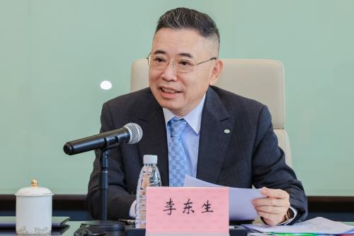 围绕构建新发展格局,人大代表李东生建议中国企业加速全球化