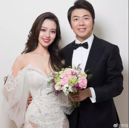 Image result for 郎朗 刘亦菲