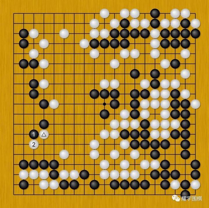我和李昌镐的第三局(下):功亏一篑