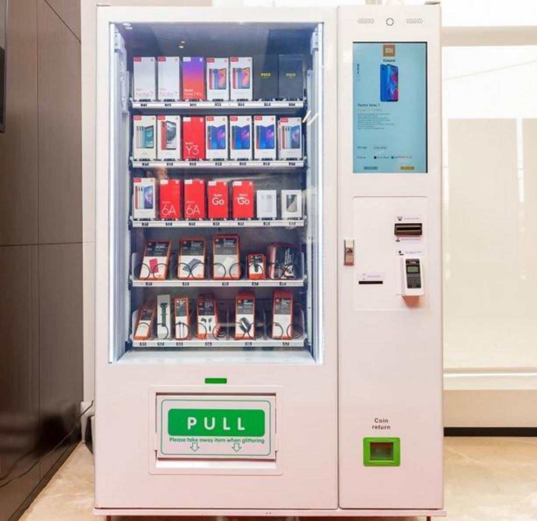 无中间商赚差价!小米将通过自动售货机在印度销售产品
