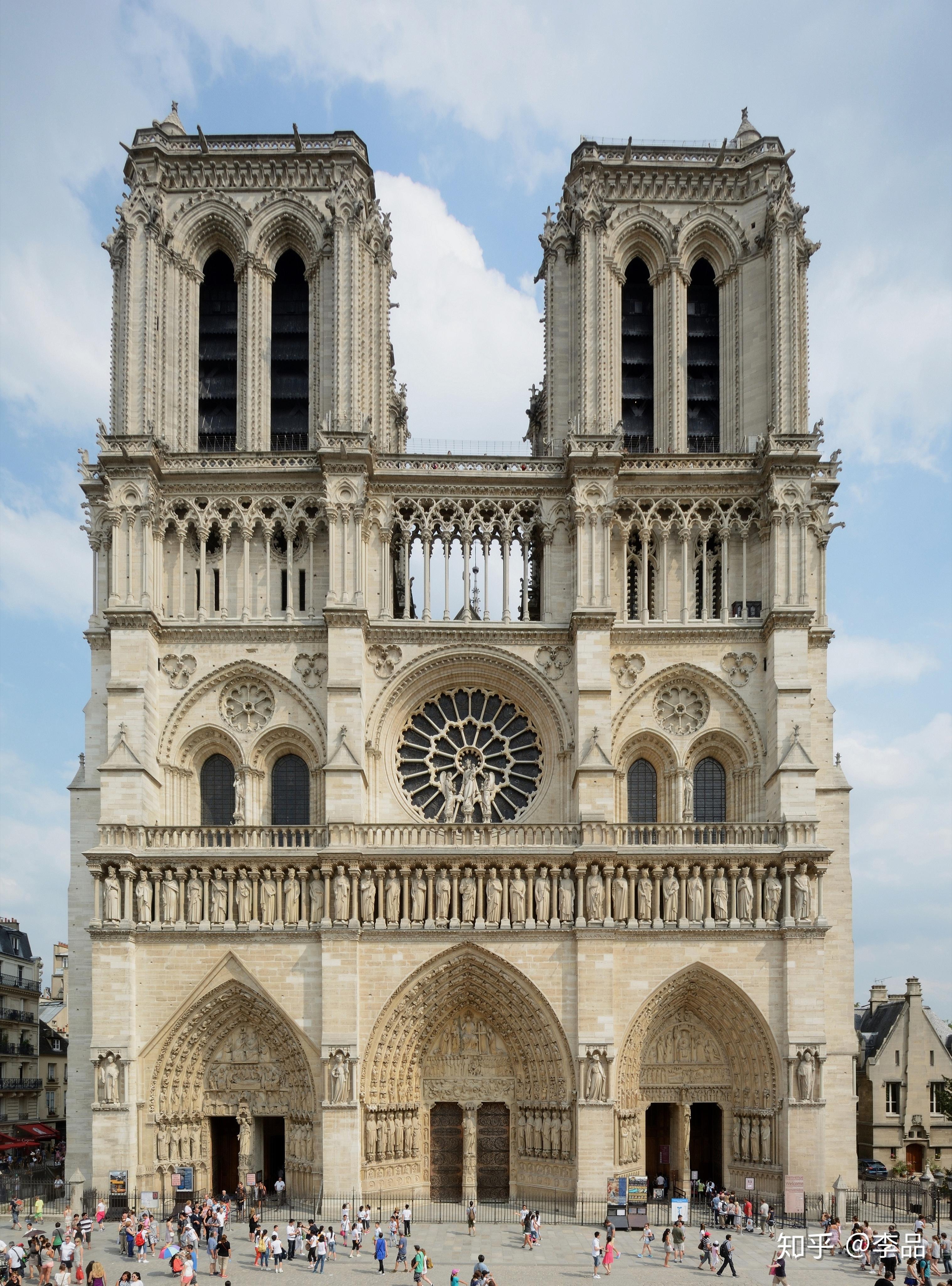 notre dame de paris 1163