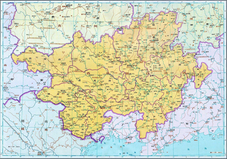 广西 gdp_广西地图