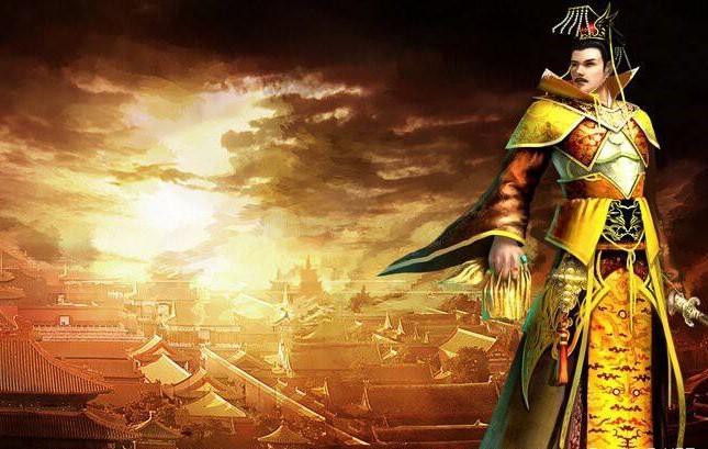 黄色 皇帝