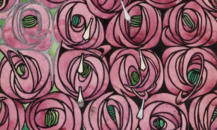 玫瑰礹c.??$9.?_历史:格拉斯哥玫瑰花 - c. r. mackintosh