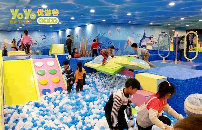 关于儿童乐园的品牌排名,可信度怎么样? 加盟资讯 游乐设备第1张