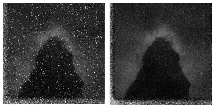 哈勃望远镜那可怜的 CCD 像素是如何拍出那么美丽而尺寸巨大的相片的?