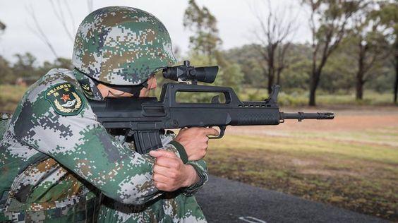 部队蹲姿_为何我国士兵不将跪姿射击改为蹲姿射击? - 知乎