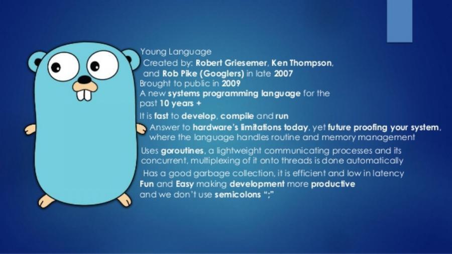 我是这样看Go语言设计的优劣|鹅厂技术说