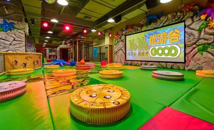 经营儿童乐园需要投资多少钱? 加盟资讯 游乐设备第1张