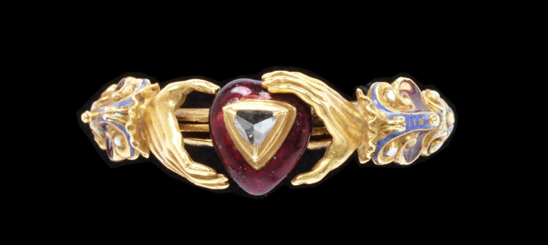 Tie the Knot 永结同心 历史上的婚戒习俗与设计
