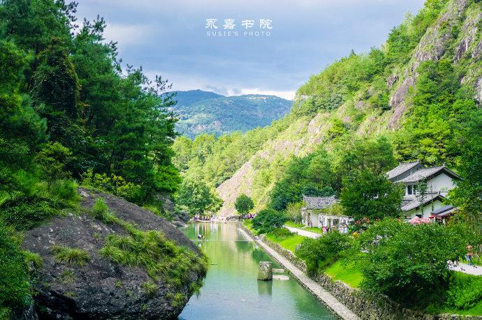 楠溪江哪个景点好玩