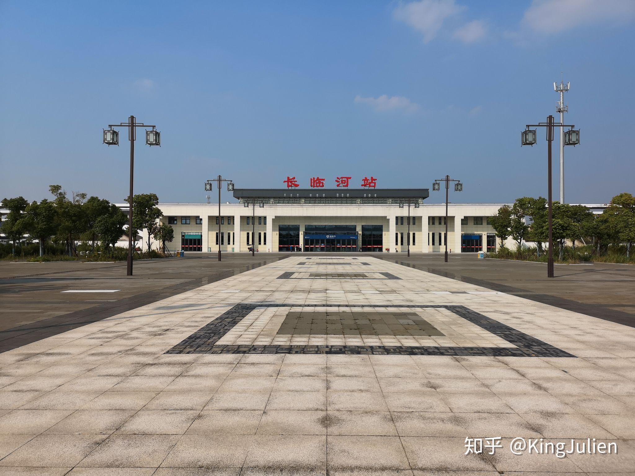 合肥南站出站口_探访合福高速线沿线小站——长临河站 - 知乎