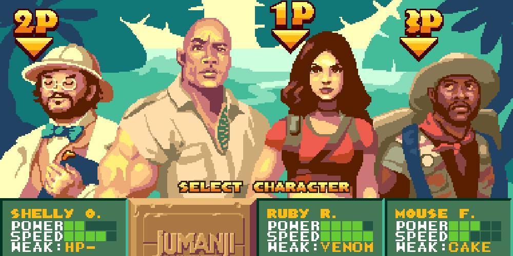 如果把《勇敢者游戏》做成街机游戏,那它就是这个样子 知乎