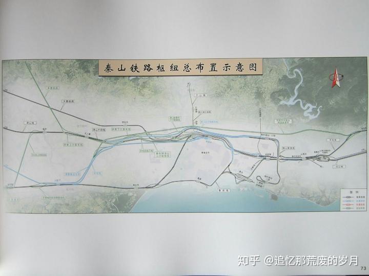 关于我国铁路线命名与里程计算方法的分析
